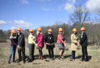 Fenner Ground Breaking