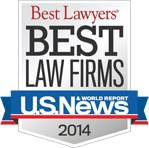 Best Law Firms 2014 - US News